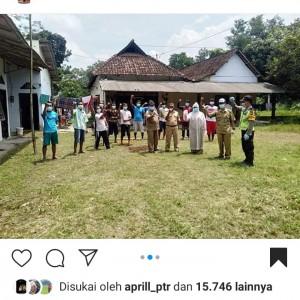 Warga Desa di Blitar Isolasi Orang Baru Pulang dari Zona Merah, Gubernur Jatim Beri Pujian
