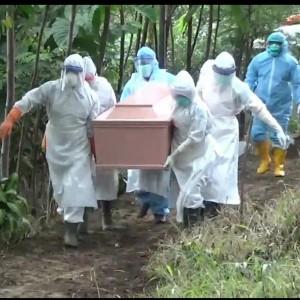 Pemakaman Pasien PDP Covid 19 di Kota Batu Dilakukan Keluarga dengan Pantauan Khusus