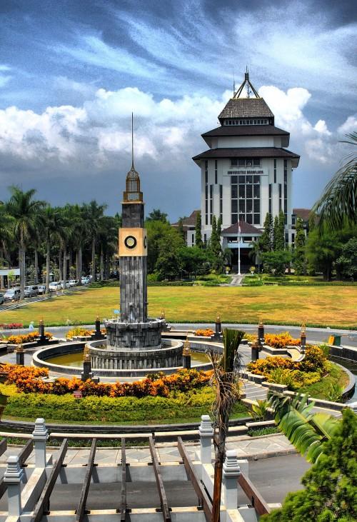 Kampus Universitas Brawijaya (UB) Malang. (Foto istimewa)