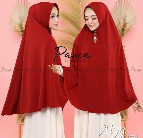 Koleksi hijab alya syar'i dari 'Panca Hijab'. (Foto: Dokumentasi Panca Hijab).