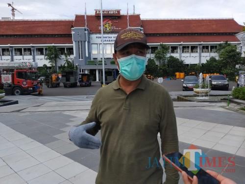Belum Ada Respons Pemprov Jatim Terkait PSBB, Pemkot Surabaya Tarik Petugas di Perbatasan