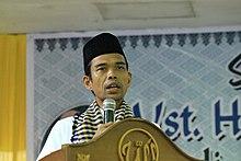 Ustadz Abdul Somad (wikipedia).