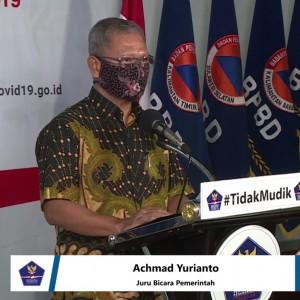 34 Provinsi di Seluruh Indonesia Terpapar Covid-19, Dengan Total Kasus Positif 3.512 Kasus