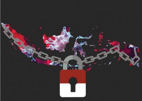 Ilustrasi lockdown (Foto:  DI's Way)