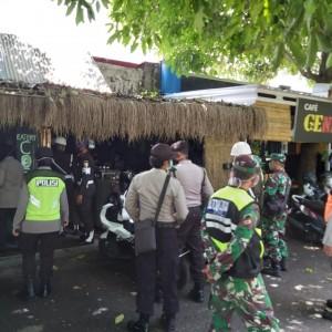 Petugas Operasi Cipkon di Warung Kawasan Militer, Bagaimana Situasinya?