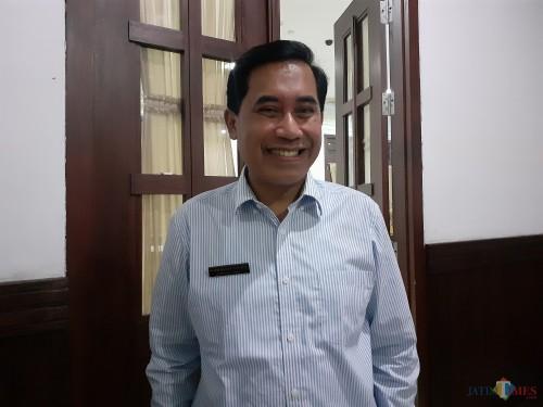 Direktur Utama Perumda Tugu Tirta Kota Malang, M Nor Muhlas. (Arifina Cahyanti Firdausi/MalangTIMES).