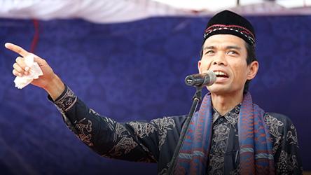 Ustaz Abdul Somad (Foto:  Langgam.id)