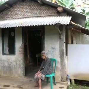Kisah Mbah Ginten, Nenek Renta yang Hidup Sebatang Kara di Pelosok Kabupaten Malang