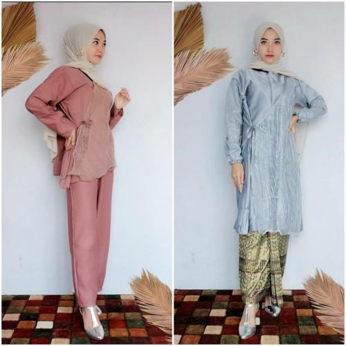 Model busana dari Fashion Hijab Wud yang menjangkau semua kalangan muslimah. (Foto: instagram @fashionhijabwud)