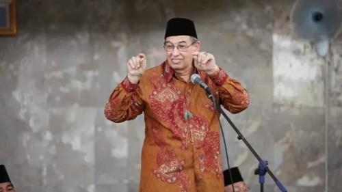 Ulama ahli tafsir Indonesia KH Quraish Shihab. (Foto: NU)