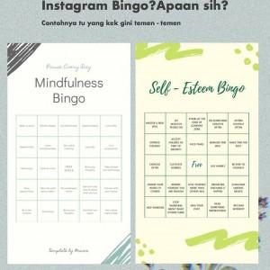 Lagi Hits, Begini Tutorial Membuat Instagram Bingo