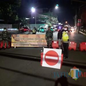 Bakal Ditutup Setiap Hari, Ini Jalur Yang Terapkan Physical Distancing di Kabupaten Malang