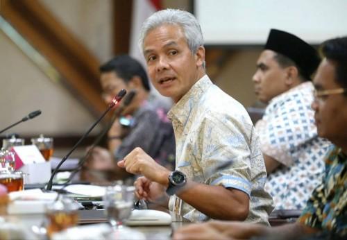 Gubernur Jawa Tengah Ganjar Pranowo (Foto: Instagram ganjar_pranowo)