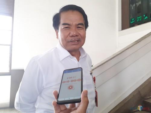 Sekretaris Daerah (Sekda) Kota Malang Wasto. (Arifina Cahyanti Firdausi/MalangTIMES)