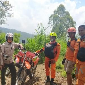 Hari ke 2 Proses Pencarian Pendaki Hilang karena Kesurupan, Puluhan Personel Dikerahkan
