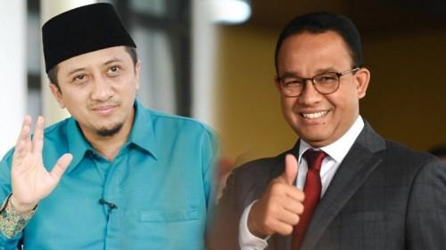 Ini Jawaban Ustaz Yusuf Mansur saat Ditanya Apakah Dukung Anies Baswedan Maju Pilpres 2024