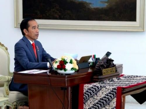 Presiden Jokowi. (Foto: Kominfo)