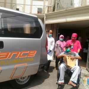 Selamat !! Satu Pasien Positif Corona di Lumajang Dinyatakan Sembuh