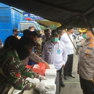 Bertambah Jadi 13 Kasus, Zona Merah Covid-19 di Kabupaten Malang Bakal Dipasok Makanan