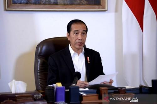 Presiden Joko Widodo (Foto: AntaraNews)