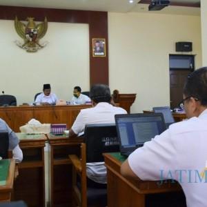 Pansus II DPRD Trenggalek Bahas Modal Dasar Rp 50 Miliar untuk Perseroda SPBU