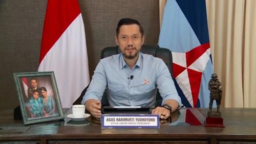 AHY Umumkan Susunan Kepengurusan DPP Partai Demokrat Periode 2020-2025
