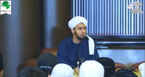 Habib Ali Al-Kaff (screenshot youtube).