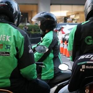 Saat Jokowi Diprotes Buruh karena Dinilai 'Manjakan' Ojek Online