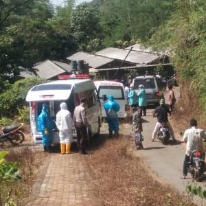 Pasien PDP di Kabupaten Malang Meninggal, Pemakaman Pakai Prosedur Covid-19