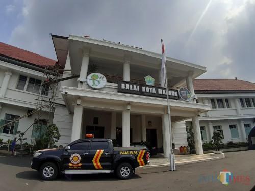 Balai Kota Malang. (Arifina Cahyanti Firdausi/MalangTIMES)