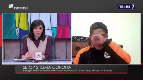 Screenshot video. (istimewa)