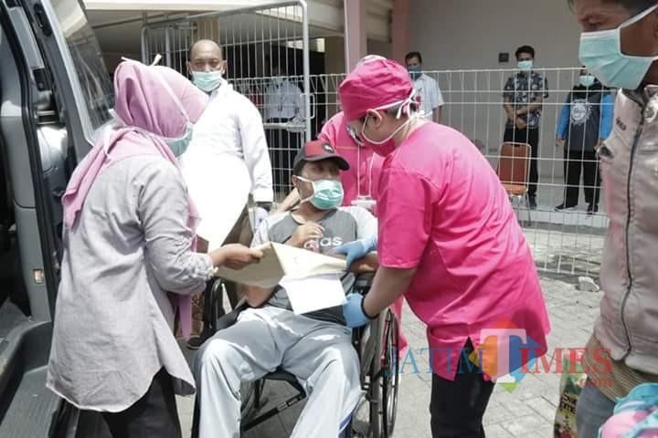 Pasien Covid 19 Yang Dinyatakan Sembuh Meninggal Dunia Lumajang Times