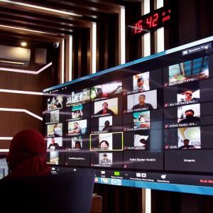 Command Center Kota Kediri Jadi Saksi Kemajuan IT yang Melipat Jarak dan Waktu