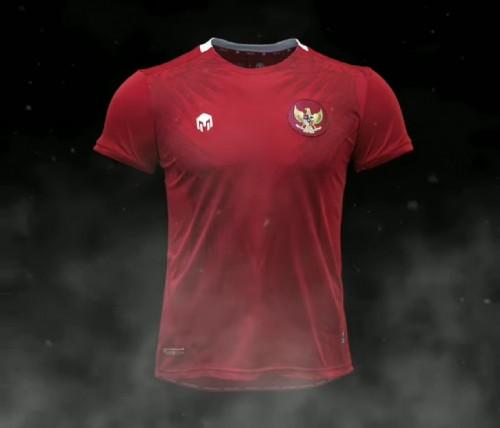 Jersey Timnas Indonesia dengan apparel Mills (official Mills)