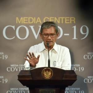 Sering Ucap Kalimat yang Sama saat Pidato, Achmad Yurianto Disindir Warganet Melalui Ini