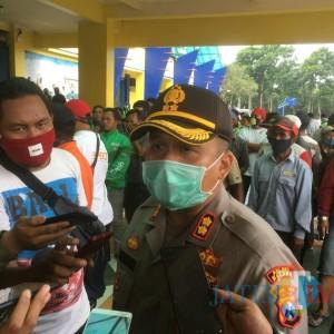 Minimalisir Aksi Anarko 18 April, Polres Malang Gencar Lakukan Patroli