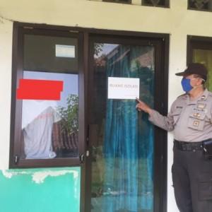 Pemudik Ini dengan Kesadaran Diri Ajukan Isolasi di Kampung Halamannya.