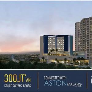 Raup Untung Masa Depan dengan Investasi di Apartemen The Kalindra Malang