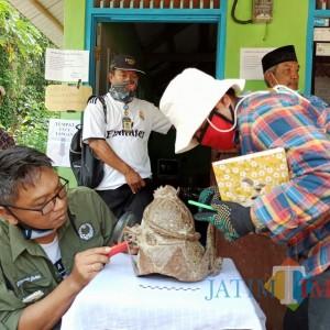 Sempat Viral, Mahkota Logam dari Blitar yang Ditemukan Warga Ternyata...