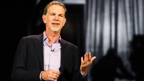 CEO Netflix Reed Hastings yang telah menyumbangkan hartanya untuk kembangkan vaksin Covid-19. (Foto: Getty Images)