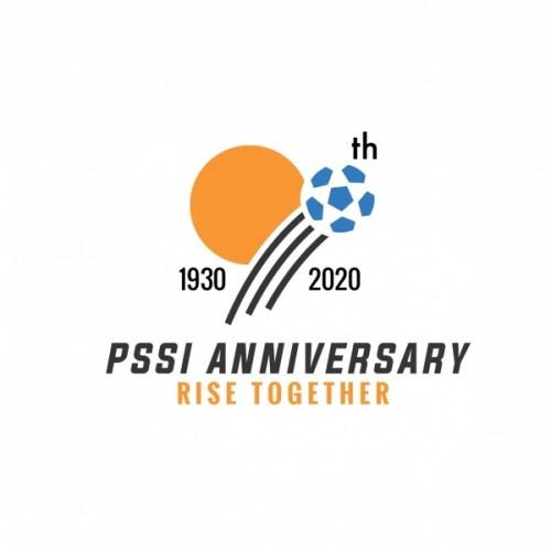 Logo ulang tahun PSSI ke 90 (istimewa)