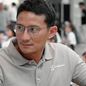 Stafsus Jokowi Ramai Dikecam, Sandiaga Uno: Niatnya Baik Untuk Bantu Pemerintah