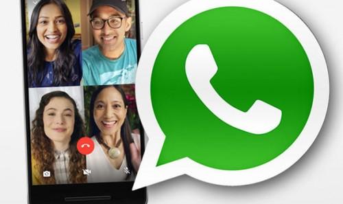 WhatsApp Video Call (Foto:  Daily Express)