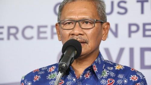 Jubir pemerintah penanganan virus Corona, Achmad Yurianto (foto:  BNPB)