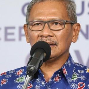 Fakta Lain di Balik Motif Batik Coronavirus di Baju Jubir Achmad Yurianto