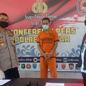Butuh Uang untuk Pulang Kampung, 3 Napi Asimilasi Kompak Nyolong Motor di Pasar Wlingi