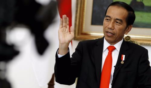 Presiden Joko Widodo (Foto:  Portonews)