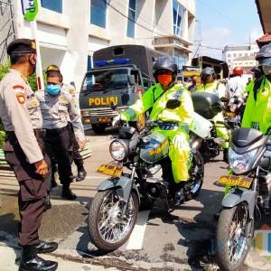 Polresta Malang Kota Bentuk Satgas Khusus dan Aplikasi Pengawasan PDP
