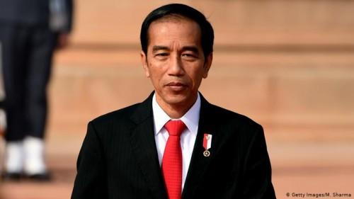 Presiden Joko Widodo (Foto:  DW)