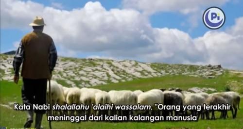 Screenshot youtube Penuntut Ilmu
